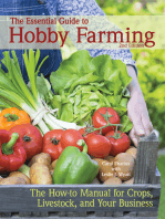 The Essential Guide to Hobby Farming