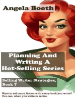 Planning And Writing A Hot-Selling Series