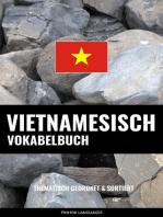 Vietnamesisch Vokabelbuch