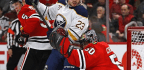 Blackhawks Squander Early Lead But Recover To Beat Sabres In Shootout, 5-4