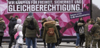 Berlin Marks International Women's Day As A Public Holiday For The First Time