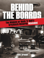 Behind the Boards