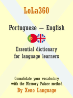 LoLa360: Learn Portuguese with the Memory Palace