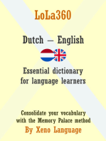 LoLa360: Learn Dutch with the Memory Palace