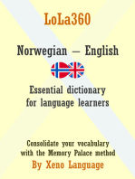 LoLa360: Learn Norwegian with the Memory Palace