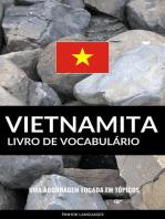 Livro de Vocabulário Vietnamita
