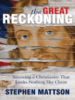 The Great Reckoning