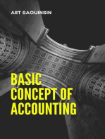 Basic Concept of Accounting