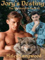 The Wentworth Pack 01 Jory's Destiny