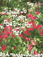 Tribute To Mom Poetry For Her