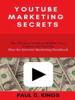 YouTube Marketing Secrets