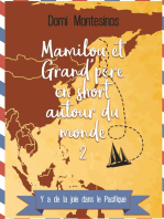 Mamilou et Grand-père en short autour du monde - 2: Y a de la joie dans le Pacifique