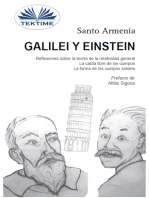 Galilei Y Einstein: Reflexiones Sobre La Teoría De La Relatividad General - La Caída Libre De Los Cuerpos
