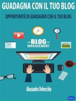 Guadagna con il Tuo Blog