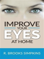 Improve your eyes at home