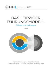 Das Leipziger Führungsmodell: Führen und beitragen