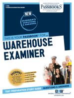 Warehouse Examiner