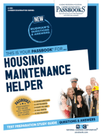 Housing Maintenance Helper