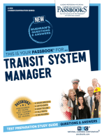 Transit System Manager