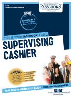 Supervising Cashier