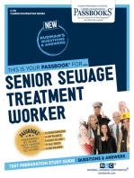 Senior Sewage Treatment Worker