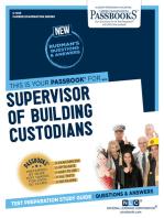 Supervisor of Building Custodians