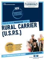 Rural Carrier (U.S.P.S.)