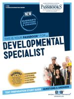 Developmental Specialist