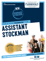 Assistant Stockman