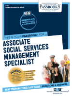 Associate Social Services Management Specialist