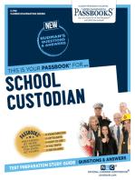 School Custodian
