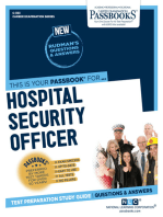 Hospital Security Officer