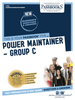 Power Maintainer – Group C
