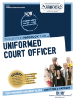 Uniformed Court Officer