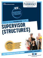 Supervisor (Structures)