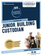 Junior Building Custodian