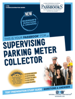 Supervising Parking Meter Collector
