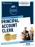 Principal Account Clerk