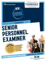 Senior Personnel Examiner