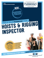 Hoists & Rigging Inspector