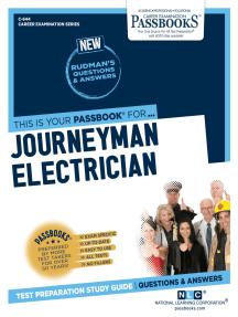 Journeyman Electrician: Passbooks Study Guide