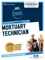 Mortuary Technician