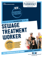 Sewage Treatment Worker