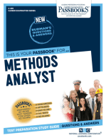 Methods Analyst