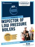 Inspector of Low Pressure Boilers