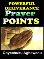 Powerful Deliverance Prayer Points