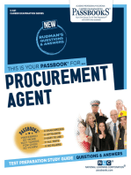 Procurement Agent
