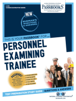 Personnel Examining Trainee