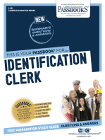 Identification Clerk