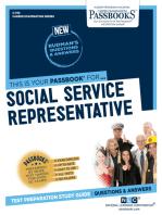 Social Service Representative